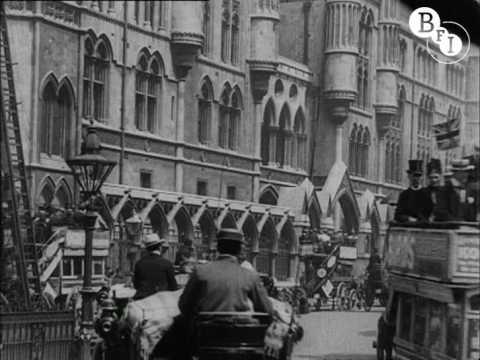 FOTOS RETRO… Vídeos de las calles de Londres de 1903