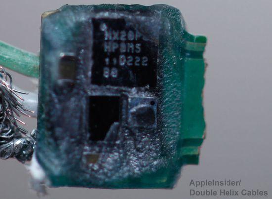 Apple el cable de sincronización Lightning tiene chip para detener imitaciones