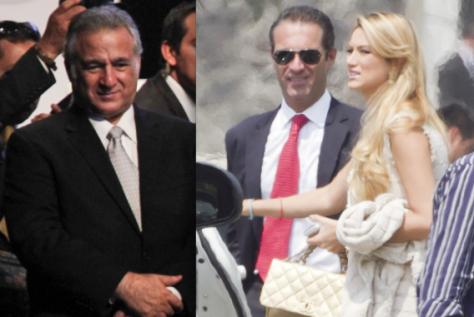 Torruco es suegro de Carlos Slim Domit desde octubre de 2010, cuando su hija María Elena Torruco se casó con él. Por cierto, ella estudió Gastronomía en la escuela de su padre e hizo varios cursos en París.